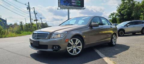 2011 Mercedes-Benz C-Class for sale at Car Leaders NJ, LLC in Hasbrouck Heights NJ