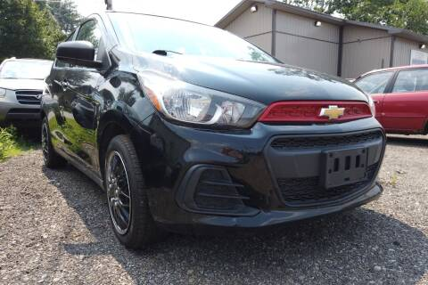 2017 Chevrolet Spark for sale at RS Motors in Falconer NY