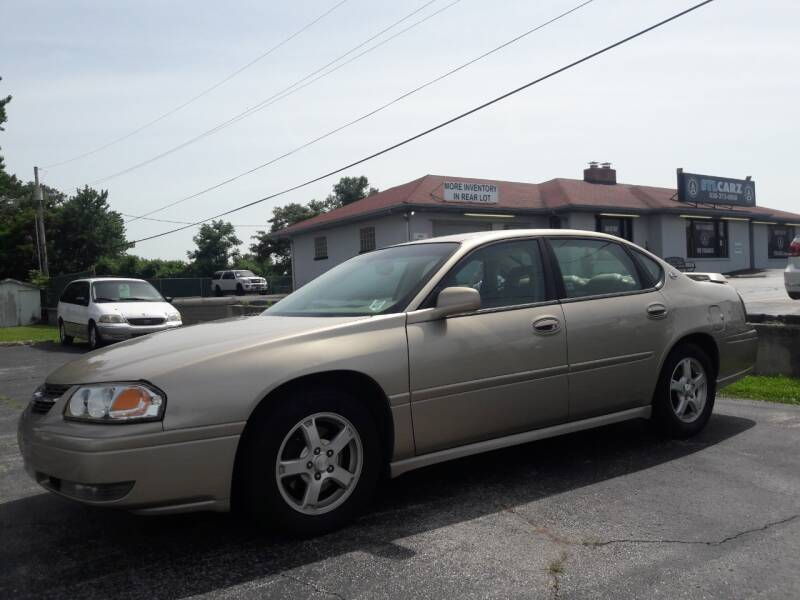 2005 Chevrolet Impala for sale at Ace Motors in Saint Charles MO
