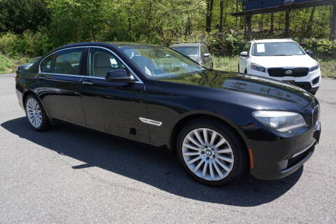 2012 BMW 7 Series for sale at Bloom Auto in Ledgewood NJ