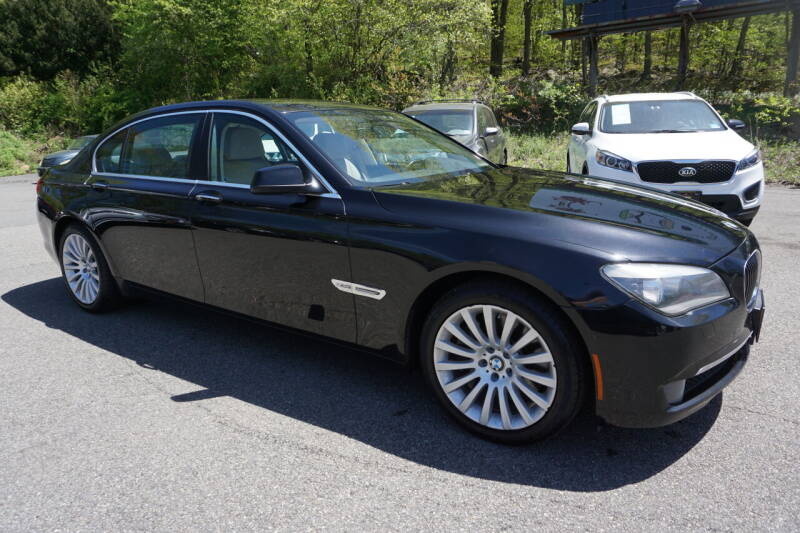 2012 BMW 7 Series for sale in Ledgewood, NJ