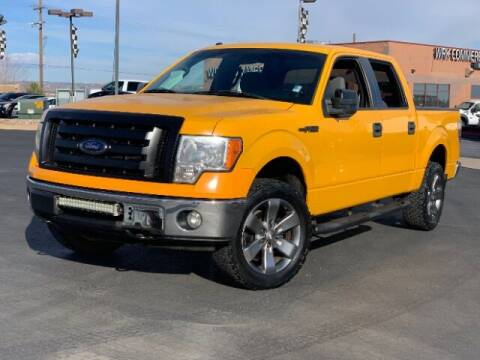 2011 Ford F-150 for sale at Lakeside Auto Brokers in Colorado Springs CO