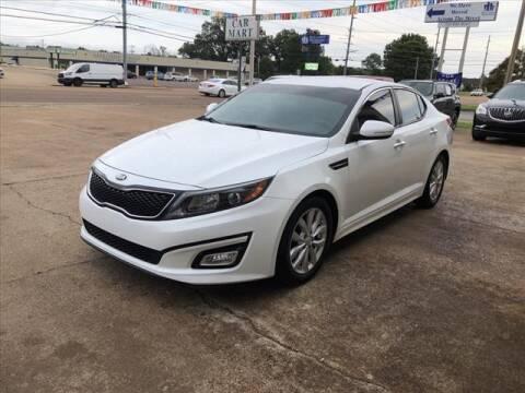 2015 Kia Optima for sale at CAR MART in Union City TN