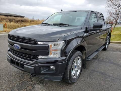 2019 Ford F-150 for sale at Group Wholesale, Inc in Post Falls ID