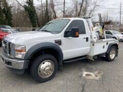 2008 Ford F-450 Super Duty for sale at CANDOR INC in Toms River NJ