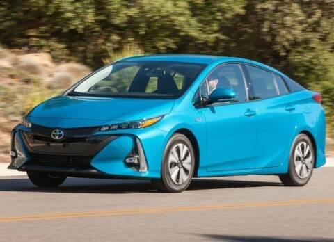 2020 Toyota Prius Prime for sale at Diamante Leasing in Brooklyn NY
