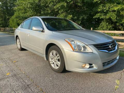 2012 Nissan Altima for sale at Front Porch Motors Inc. in Conyers GA