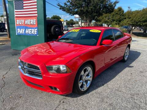 2014 Dodge Charger for sale at Import Auto Mall in Greenville SC