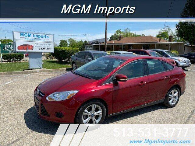 2013 Ford Focus for sale at MGM Imports in Cincinnati OH