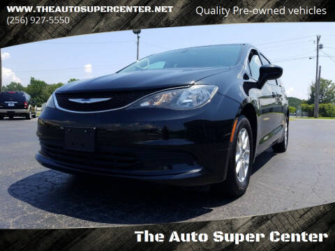 2017 Chrysler Pacifica for sale at The Auto Super Center in Centre AL