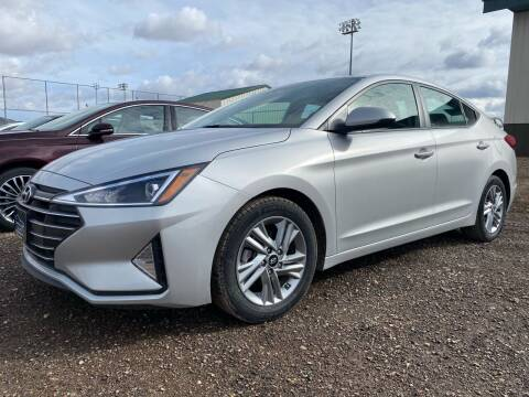 2020 Hyundai Elantra for sale at FAST LANE AUTOS in Spearfish SD