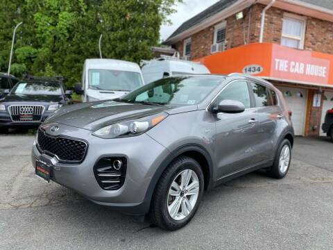 2017 Kia Sportage for sale at Bloomingdale Auto Group - The Car House in Butler NJ