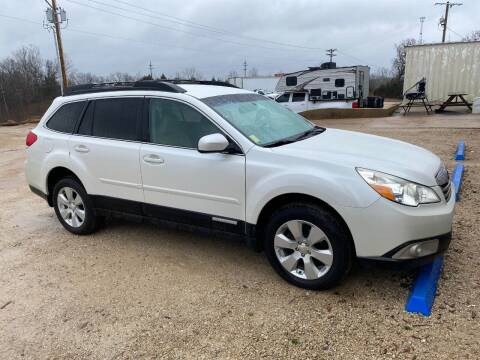 2011 Subaru Outback for sale at BARKLAGE MOTOR SALES in Eldon MO