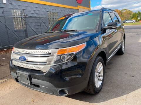 2014 Ford Explorer for sale at Matthew's Stop & Look Auto Sales in Detroit MI