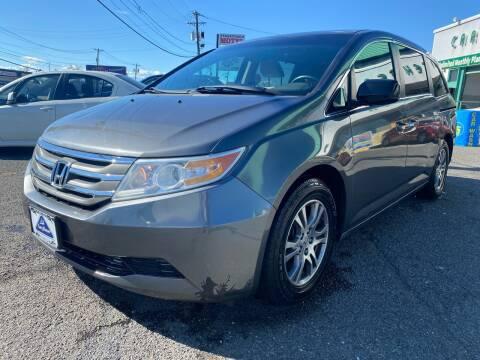 2011 Honda Odyssey for sale at MFT Auction in Lodi NJ