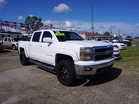 2014 Chevrolet Silverado 1500 for sale at BLUE RIBBON MOTORS in Baton Rouge LA