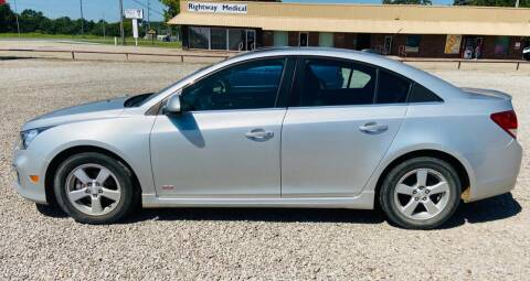 2016 Chevrolet Cruze Limited for sale at Luv Motor Company in Roland OK