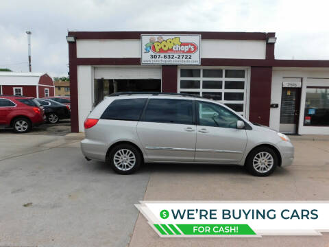 2009 Toyota Sienna for sale at Pork Chops Truck and Auto in Cheyenne WY