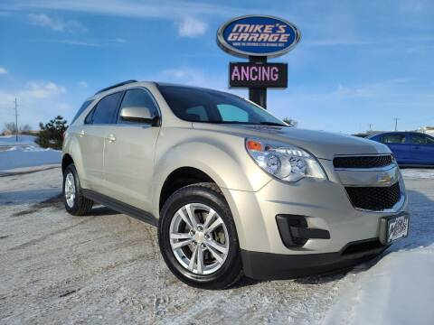 2013 Chevrolet Equinox for sale at Monkey Motors in Faribault MN