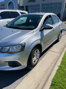 2017 Chevrolet Sonic for sale at The Car Guy powered by Landers CDJR in Little Rock AR