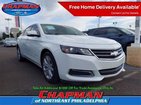 2016 Chevrolet Impala for sale at CHAPMAN FORD NORTHEAST PHILADELPHIA in Philadelphia PA
