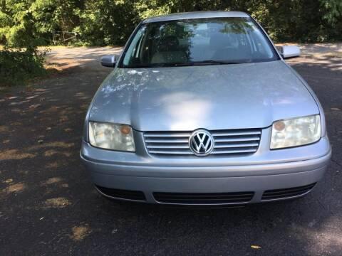 2003 Volkswagen Jetta for sale at Speed Auto Mall in Greensboro NC