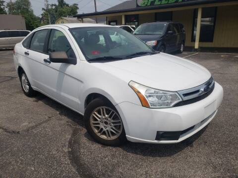 2010 Ford Focus for sale at speedy auto sales in Indianapolis IN