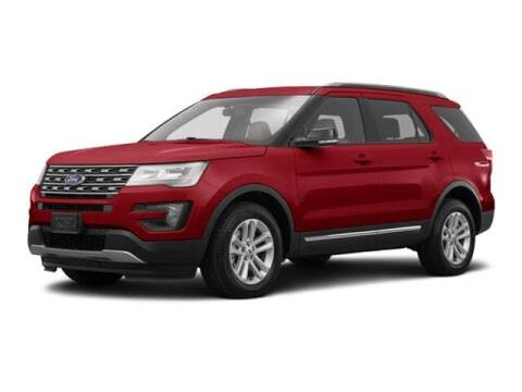 2016 Ford Explorer for sale at Griffeth Mitsubishi - Pre-owned in Caribou ME