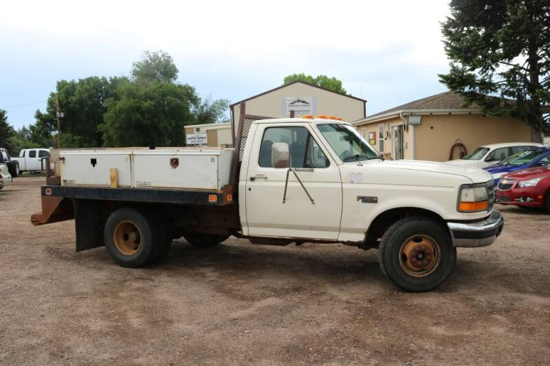 1997 Ford F-350 for sale at Northern Colorado auto sales Inc in Fort Collins CO