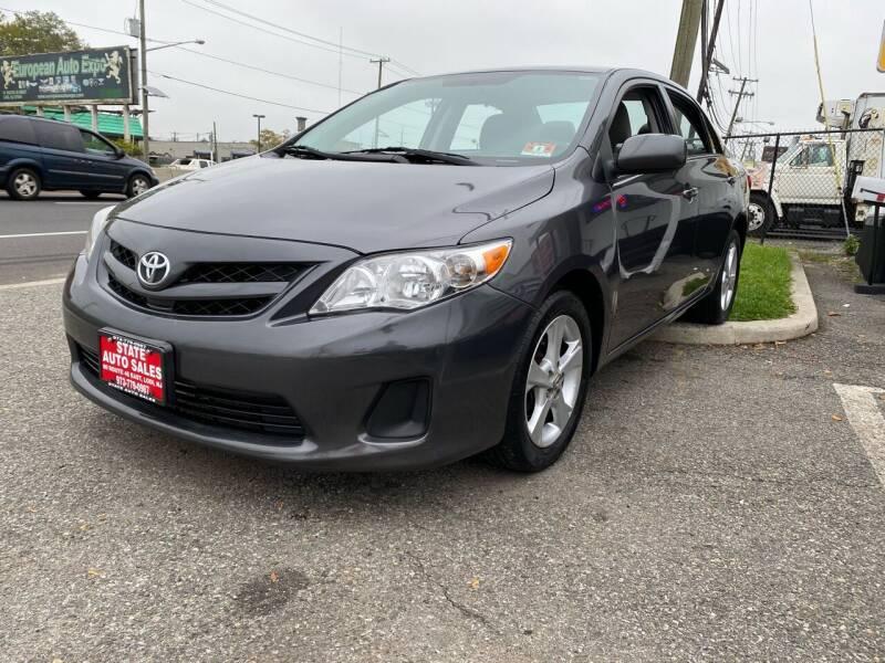 2011 Toyota Corolla for sale at STATE AUTO SALES in Lodi NJ