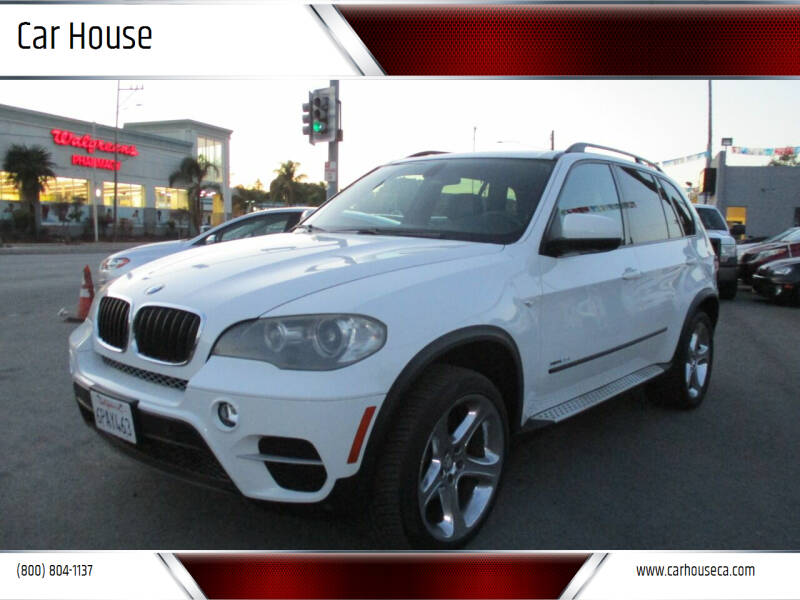 2011 BMW X5 for sale at Car House in San Mateo CA