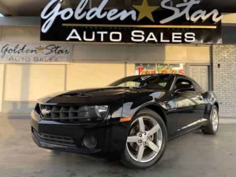 2013 Chevrolet Camaro for sale at Golden Star Auto Sales in Sacramento CA