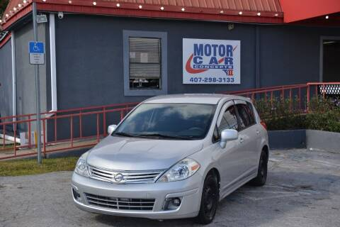 2012 Nissan Versa for sale at Motor Car Concepts II - Kirkman Location in Orlando FL