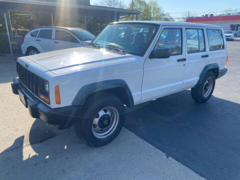 1998 Jeep Cherokee for sale at Wise Investments Auto Sales in Sellersburg IN