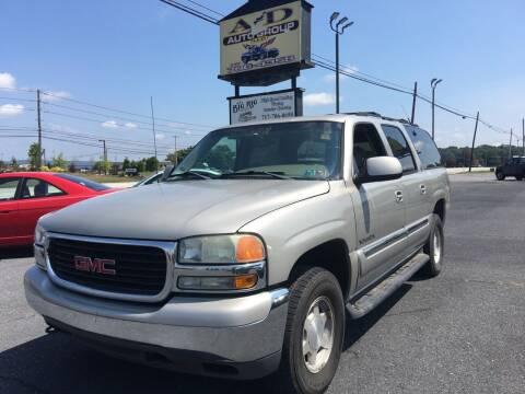 2005 GMC Yukon XL for sale at A & D Auto Group LLC in Carlisle PA