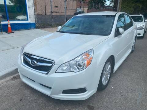 2012 Subaru Legacy for sale at DEALS ON WHEELS in Newark NJ