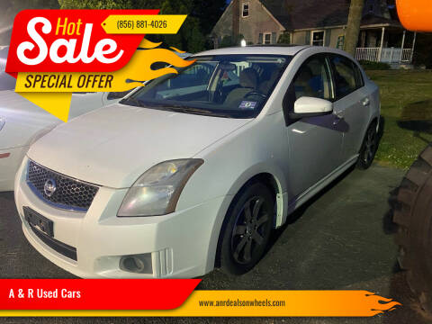 2012 Nissan Sentra for sale at A & R Used Cars in Clayton NJ