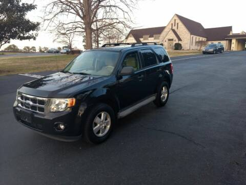 2009 Ford Escape for sale at Alfa Auto Sales in Raleigh NC