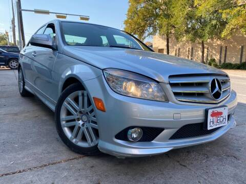 2009 Mercedes-Benz C-Class for sale at Hi-Tech Automotive - Congress in Austin TX