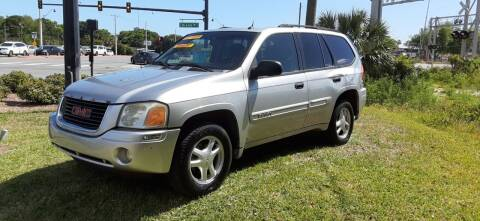 2005 GMC Envoy for sale at Easy Credit Auto Sales in Cocoa FL
