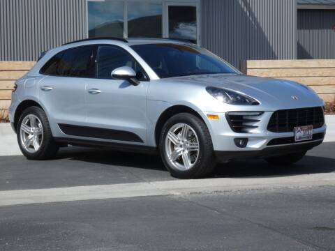 2015 Porsche Macan for sale at Sun Valley Auto Sales in Hailey ID
