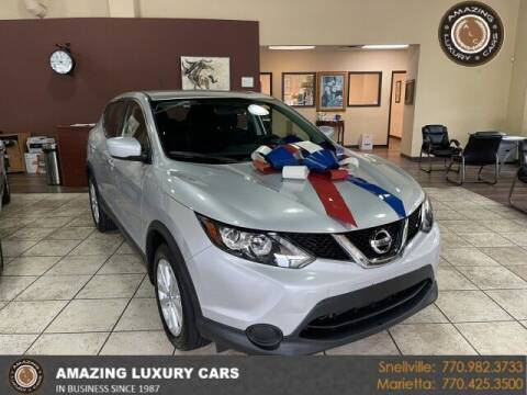2018 Nissan Rogue Sport for sale at Amazing Luxury Cars in Snellville GA