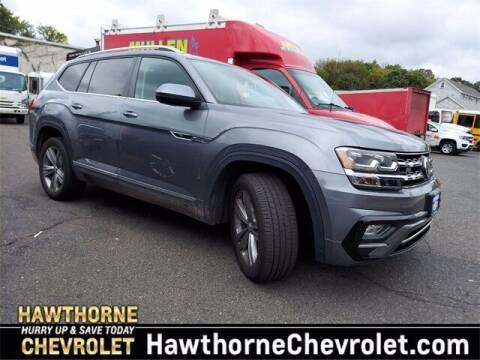 2018 Volkswagen Atlas for sale at Hawthorne Chevrolet in Hawthorne NJ
