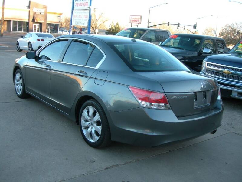 2009 Honda Accord EX-L 4dr Sedan 5A - Colorado Springs CO