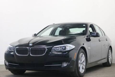 2012 BMW 5 Series for sale at Clawson Auto Sales in Clawson MI