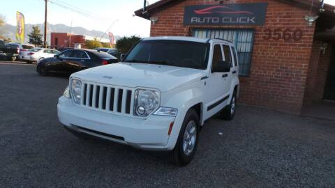 2010 Jeep Liberty for sale at Auto Click in Tucson AZ