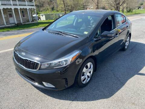 2018 Kia Forte for sale at THE AUTOMOTIVE CONNECTION in Atkins VA