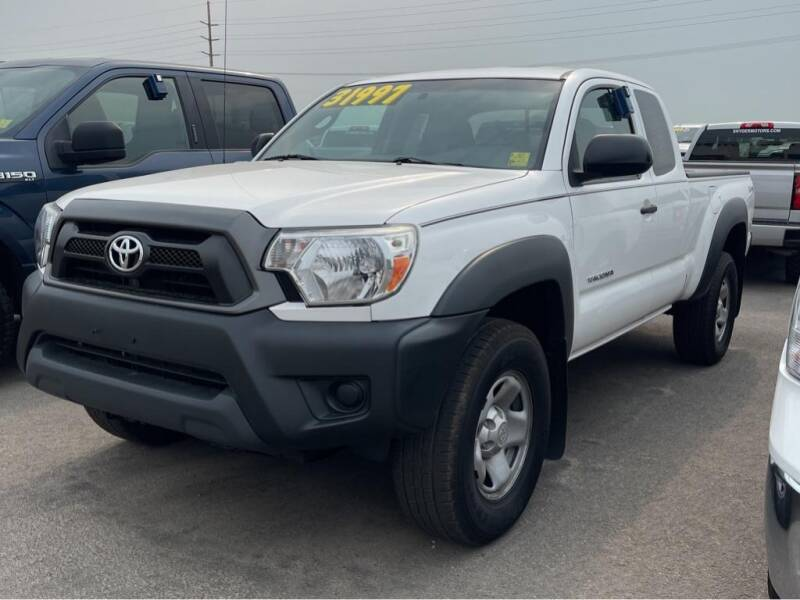 2015 Toyota Tacoma for sale at Snyder Motors Inc in Bozeman MT