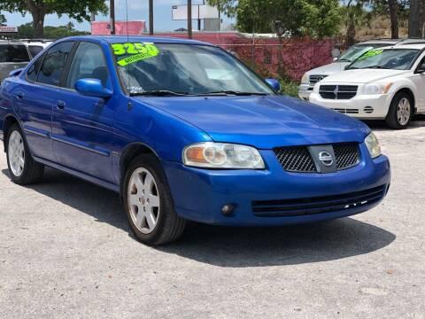 2006 Nissan Sentra for sale at Pro Cars Of Sarasota Inc in Sarasota FL