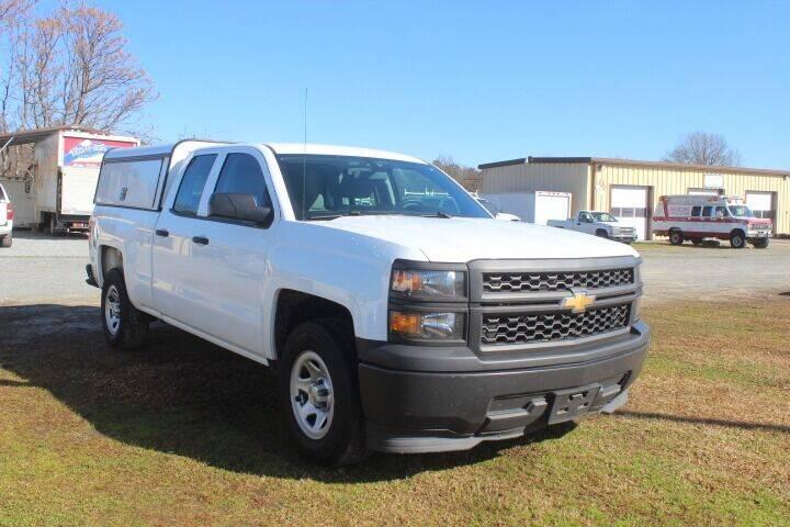 2015 Chevrolet Silverado 1500 for sale at Vehicle Network - LEE MOTORS in Princeton NC